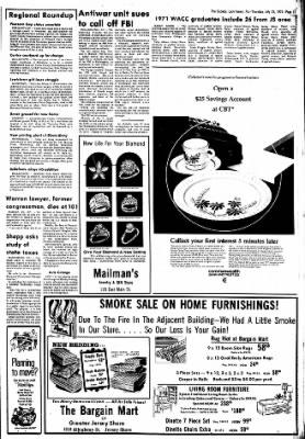The Express From Lock Haven Pennsylvania On July 15 1971 Page 13 She graduated from lock haven high school, then worked for sylvania. newspapers com