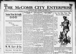 The McComb City Enterprise