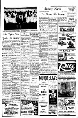 The Courier News from Blytheville, Arkansas on April 13, 1968 · Page 3