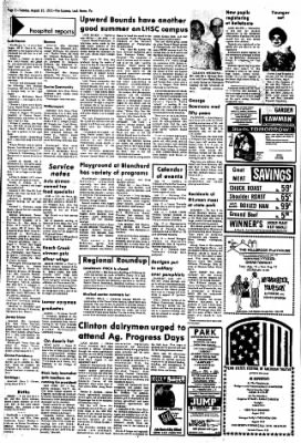 The Express From Lock Haven Pennsylvania On August 10 1971 Page 2 The new brownshirts are those who terrorise citizens for not wearing masks, for not being locked down in their pens, and for simply supporting a political candidate of choice. newspapers com
