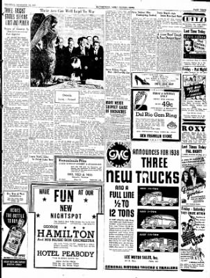The Courier News from Blytheville, Arkansas on November 18, 1937 · Page 3
