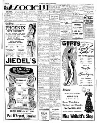The Courier News from Blytheville, Arkansas on December 11, 1940 · Page 6