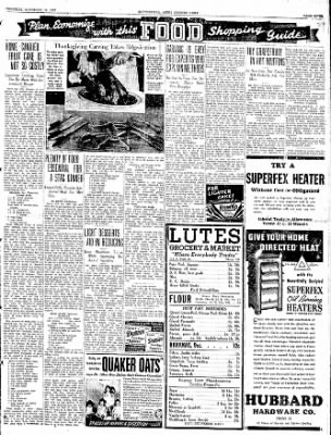 The Courier News from Blytheville, Arkansas on November 18, 1937 · Page 7