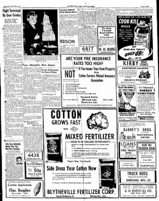 The Courier News from Blytheville, Arkansas on May 29, 1950 · Page 9