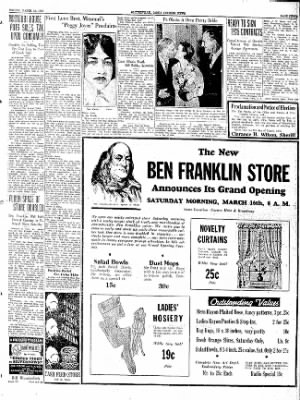 The Courier News from Blytheville, Arkansas on March 15, 1935 · Page 3
