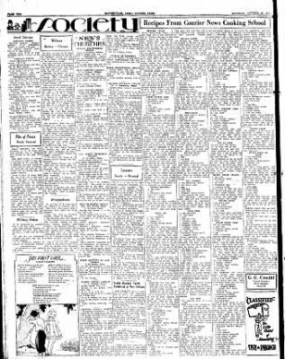 The Courier News from Blytheville, Arkansas on October 28, 1933 · Page 2