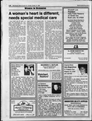 Daily Record from Morristown, New Jersey on October 16, 1994 · Page 132