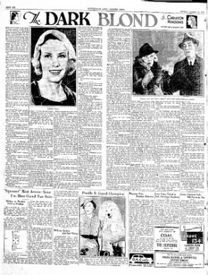 The Courier News from Blytheville, Arkansas on March 15, 1935 · Page 6