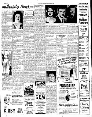 The Courier News from Blytheville, Arkansas on May 30, 1950 · Page 2
