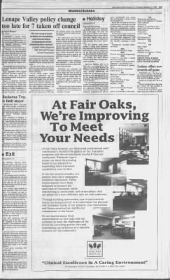 Daily Record from Morristown, New Jersey on December 17, 1992 · Page 13