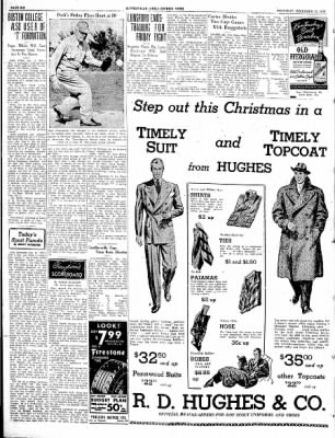 The Courier News from Blytheville, Arkansas on December 12, 1940 · Page 6