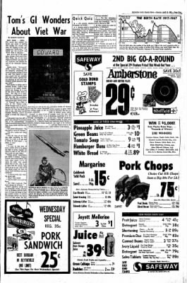 The Courier News from Blytheville, Arkansas on April 15, 1968 · Page 5