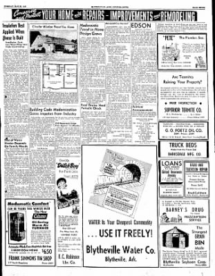 The Courier News from Blytheville, Arkansas on May 30, 1950 · Page 7