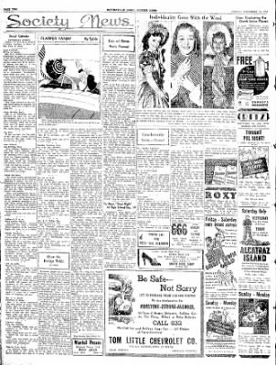 The Courier News from Blytheville, Arkansas on November 19, 1937 · Page 2