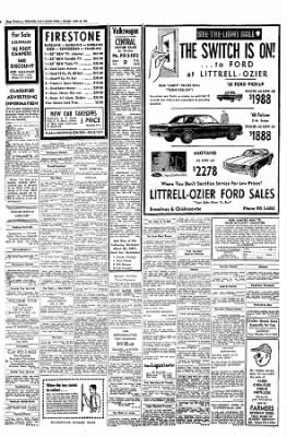 The Courier News from Blytheville, Arkansas on April 15, 1968 · Page 12