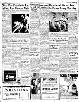 The Courier News from Blytheville, Arkansas on November 27, 1950 · Page 10
