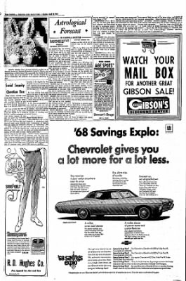 The Courier News from Blytheville, Arkansas on April 15, 1968 · Page 14
