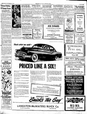 The Courier News from Blytheville, Arkansas on November 10, 1949 · Page 9