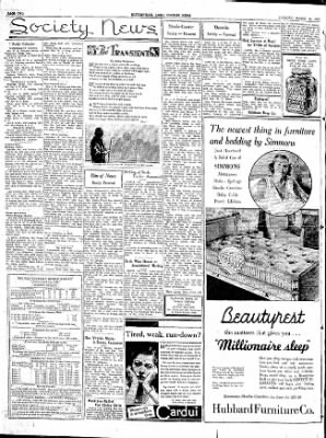 The Courier News from Blytheville, Arkansas on March 19, 1935 · Page 2