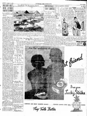 The Courier News from Blytheville, Arkansas on March 19, 1935 · Page 3