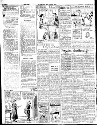 The Courier News from Blytheville, Arkansas on November 1, 1933 · Page 4