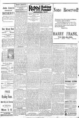 Logansport Pharos-Tribune from Logansport, Indiana on January 23, 1895 · Page 4