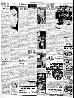 The Courier News from Blytheville, Arkansas on December 14, 1940 · Page 6