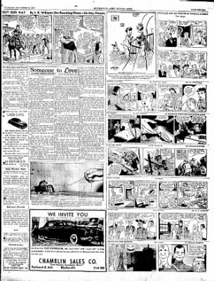 The Courier News from Blytheville, Arkansas on November 10, 1949 · Page 15