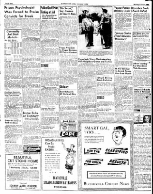 The Courier News from Blytheville, Arkansas on May 5, 1952 · Page 12