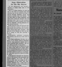Montgomery newspaper's opinion of the Montgomery Bus Boycott, 1955