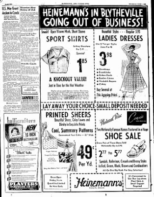The Courier News from Blytheville, Arkansas on June 1, 1950 · Page 2