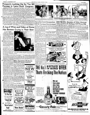 The Courier News from Blytheville, Arkansas on November 28, 1950 · Page 5