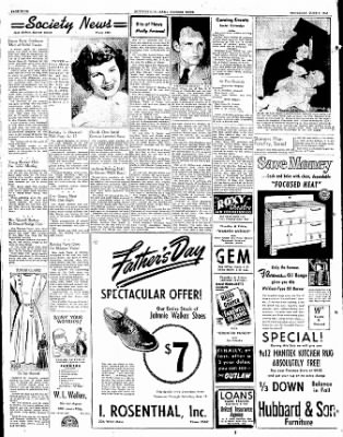 The Courier News from Blytheville, Arkansas on June 1, 1950 · Page 4
