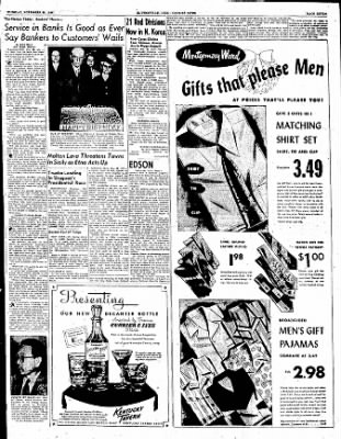 The Courier News from Blytheville, Arkansas on November 28, 1950 · Page 7
