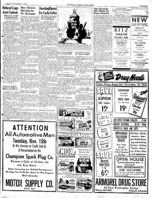 The Courier News from Blytheville, Arkansas on November 11, 1949 · Page 5