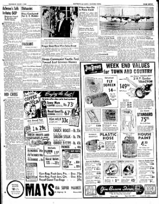 The Courier News from Blytheville, Arkansas on June 1, 1950 · Page 7