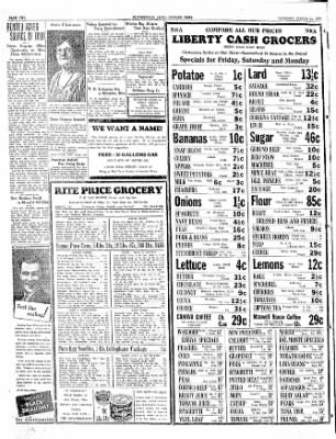 The Courier News from Blytheville, Arkansas on March 21, 1935 · Page 2