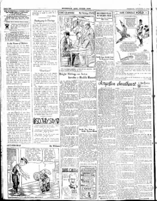 The Courier News from Blytheville, Arkansas on November 2, 1933 · Page 10