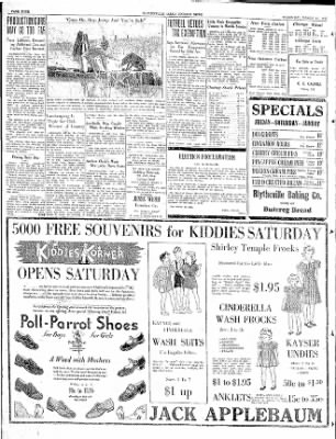 The Courier News from Blytheville, Arkansas on March 21, 1935 · Page 4