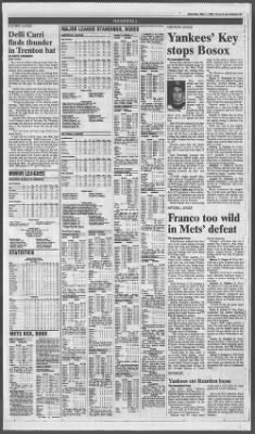 Press and Sun-Bulletin from Binghamton, New York on May 7, 1994 · 19