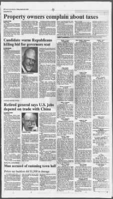 Press and Sun-Bulletin from Binghamton, New York on March 25, 1994 · 4