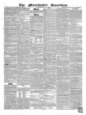 655252fa2 The Guardian from London, Greater London, England on May 10, 1843 · 1