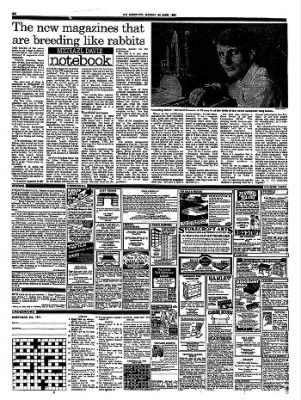 The Observer from London, Greater London, England on June 24, 1984 · 44