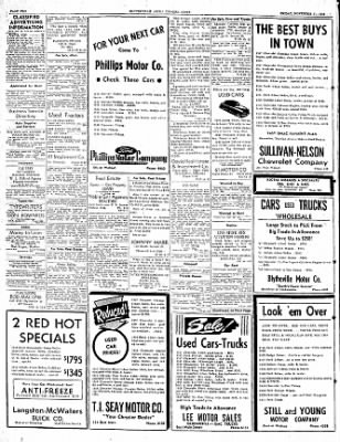The Courier News from Blytheville, Arkansas on November 11, 1949 · Page 10
