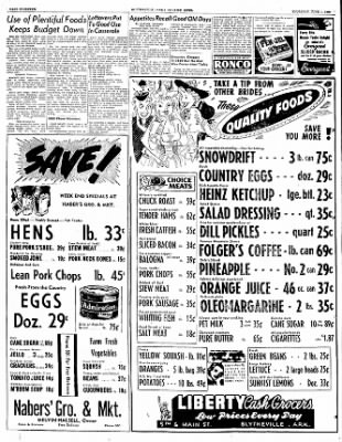 The Courier News from Blytheville, Arkansas on June 1, 1950 · Page 14