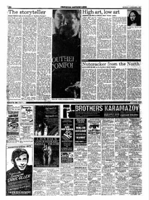 The Observer from London, Greater London, England on November 1, 1981 · 30