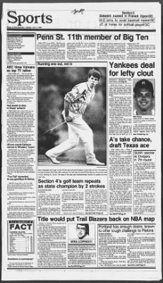 Press and Sun-Bulletin from Binghamton, New York on June 5, 1990 · 15