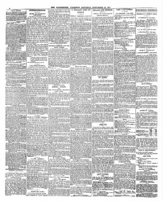 The Guardian from London, Greater London, England on September 21, 1918 · 4