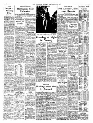 The Observer from London, Greater London, England on September 29, 1957 · 20