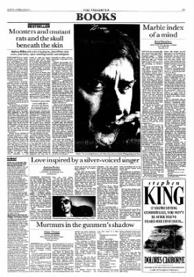 The Observer from London, Greater London, England on February 14, 1993 · 59